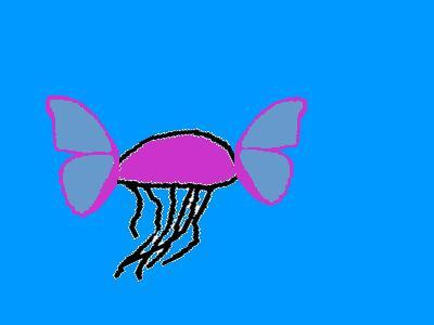 Flying Jellyfish