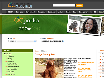 Orange County Zoo