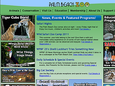 The Palm Beach Zoo