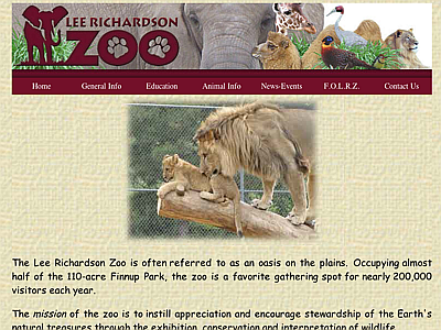 Lee Richardson Zoo