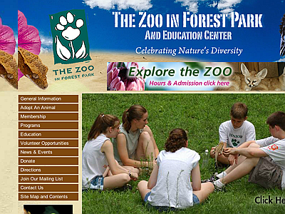 The Zoo at Forest Park