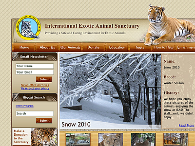 International Exotic Animal Sanctuary
