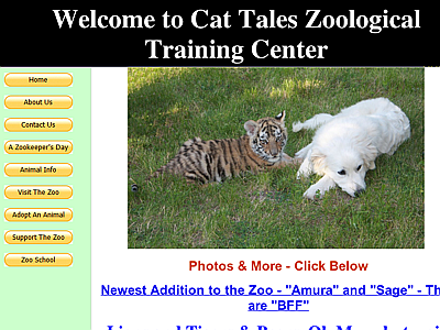 Cat Tales Zoological Park