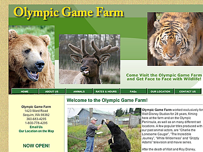 Olympic Game Farm