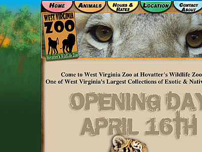 West Virginia Zoo at Hovatter's Wildlife Zoo